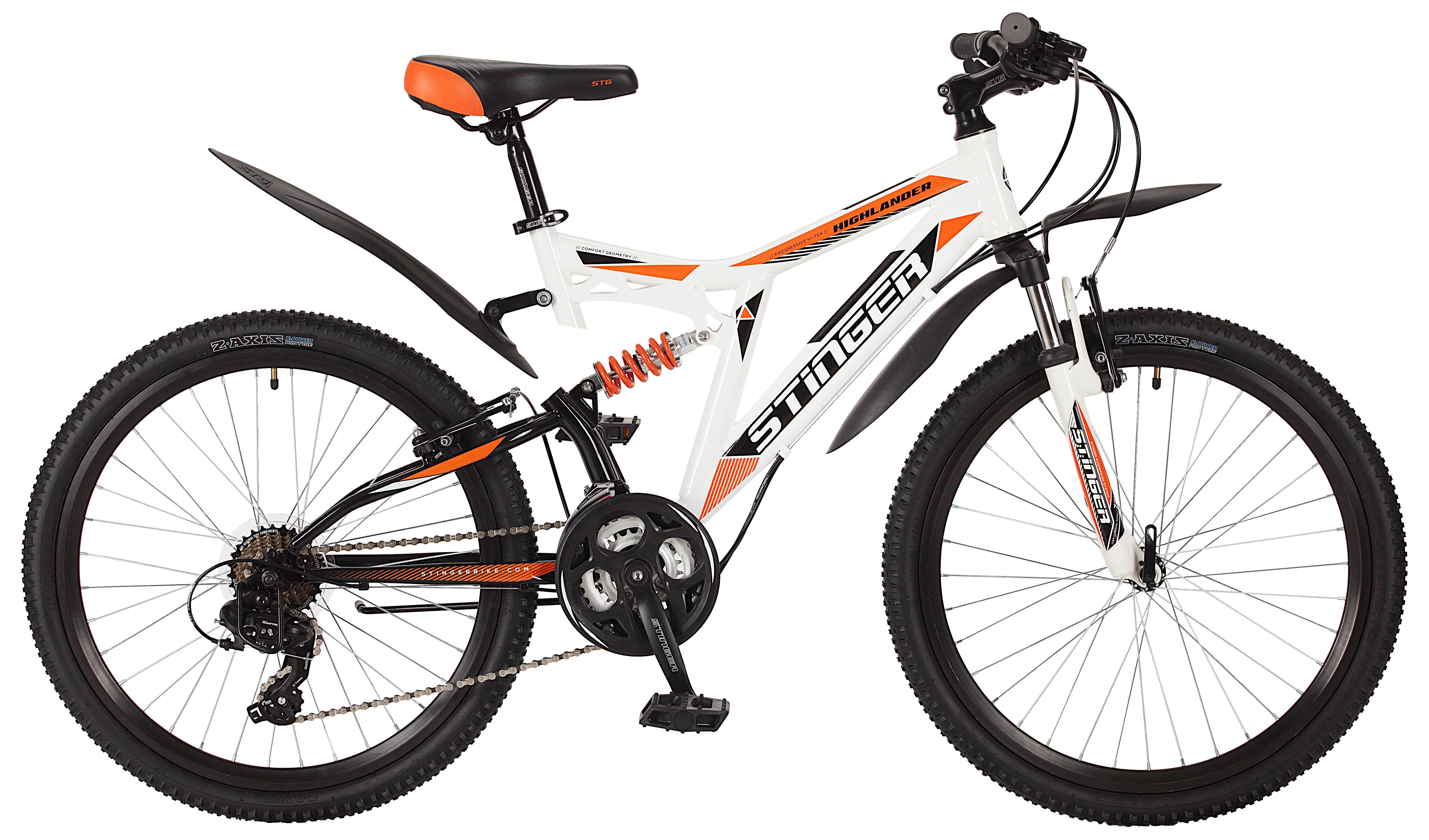 Велосипед Stinger Highlander 200V 24 2017