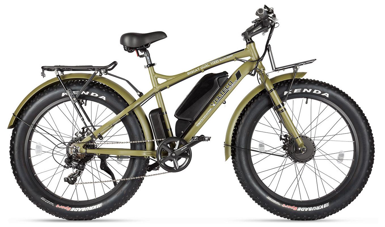 цена на Велосипед Volteco BigCat Dual New 2019