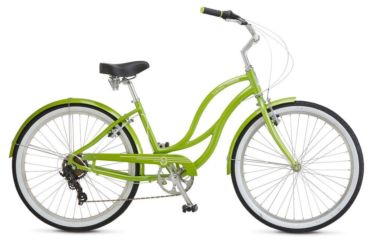 Велосипед Schwinn Alu 7 Womens 2018 велосипед schwinn streamliner 1 step thru 2014