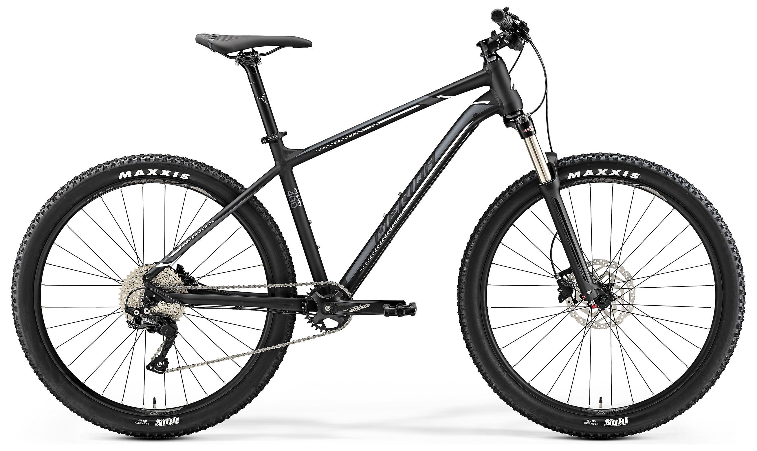 Велосипед Merida Big.Seven 400 2019 цена