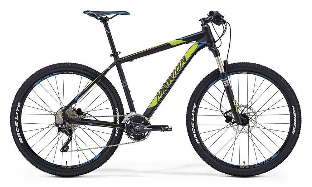 Велосипед MeridaГорные<br>ВЕЛОСИПЕД MERIDA BIG.SEVEN 600 (2015) — если вы любите экстрим, то полюбите эту модель. Она сочетает лучшие разработки бренда с инновационными деталями для комфортной и безопасной езды. Шасси представлено фирменной разработкой Big.Seven TFS, которая почти на 40% прочнее обычных рам и при этом сохраняет легкий вес. Для быстрой езды и сложных маневров этот велосипед укомплектован колесами 27,5 дюймов, которые созданы именно для бездорожья и гарантируют отличное сцепление с землей. Вам пригодятся надежные тормоза — у этой модели их представляют дисковые гидравлические Tektro Auriga . А залог плавной езды даже в самых сложных условиях — вилка, которая дает отличную амортизацию.В нашем магазине вы можете купить ВЕЛОСИПЕД MERIDA BIG.SEVEN 600 (2015). У нас также широкий выбор продукции ведущих мировых брендов, приятная ценовая политика и качественный сервис для всех клиентов.<br><br>year: 2015<br>цвет: чёрный<br>пол: мужской<br>тип рамы: хардтейл<br>уровень оборудования: профессиональный<br>длина хода вилки: от 100 до 150 мм<br>тип заднего амортизатора: без амортизатора<br>блокировка амортизатора: да<br>вынос: Merida Pro OS 5°<br>руль: Merida Pro OS, ширина 680 мм, подъем 12 мм<br>передний тормоз: Tektro Auriga, диаметр ротора 180 мм<br>задний тормоз: Tektro Auriga, диаметр ротора 160 мм<br>цепь: KMC Z10-10s<br>система: Shimano M612 40-30-22<br>педали: XC pro alloy<br>ободья: Merida Big 7 comp D<br>передняя втулка: Bearing Disc<br>задняя втулка: Bearing Disc Cassette<br>передняя покрышка: Merida Race lite fold, 27<br>задняя покрышка: Merida Race lite fold, 27<br>седло: Merida Sport 5<br>подседельный штырь: Merida pro H SB0, диаметр 27,2 мм<br>кассета: Shimano CS-HG50-10, 11-36<br>манетки: Shimano Deore<br>рама: Big.Seven TFS<br>вилка: Rock Shox 30Gold TK27, ход 100 мм<br>размер рамы: 21.5&amp;amp;quot;<br>материал рамы: алюминий<br>тип тормозов: дисковый гидравлический<br>диаметр колеса: 27.5<br>тип амортизированной вилки: воздушно-масляная<br>пе