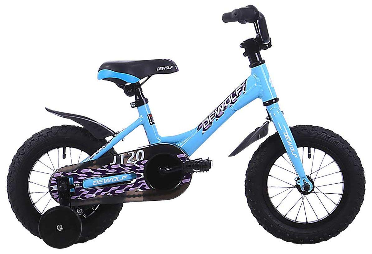Велосипед Dewolf J120 Girl 2018 велосипед dewolf clk 900 2017