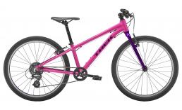Подростковый велосипед для девочек  Trek  Wahoo 24  2020