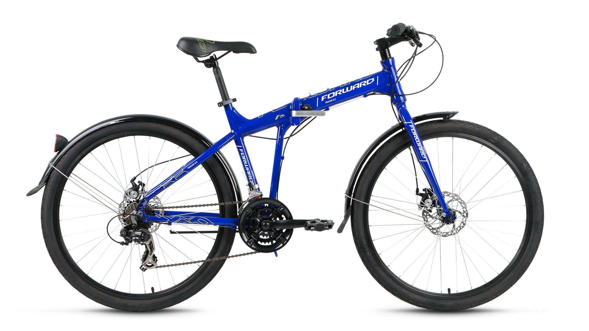 Велосипед Forward Tracer 2.0 disc 2016 велосипед forward terra 1 0 2016 18 navy white