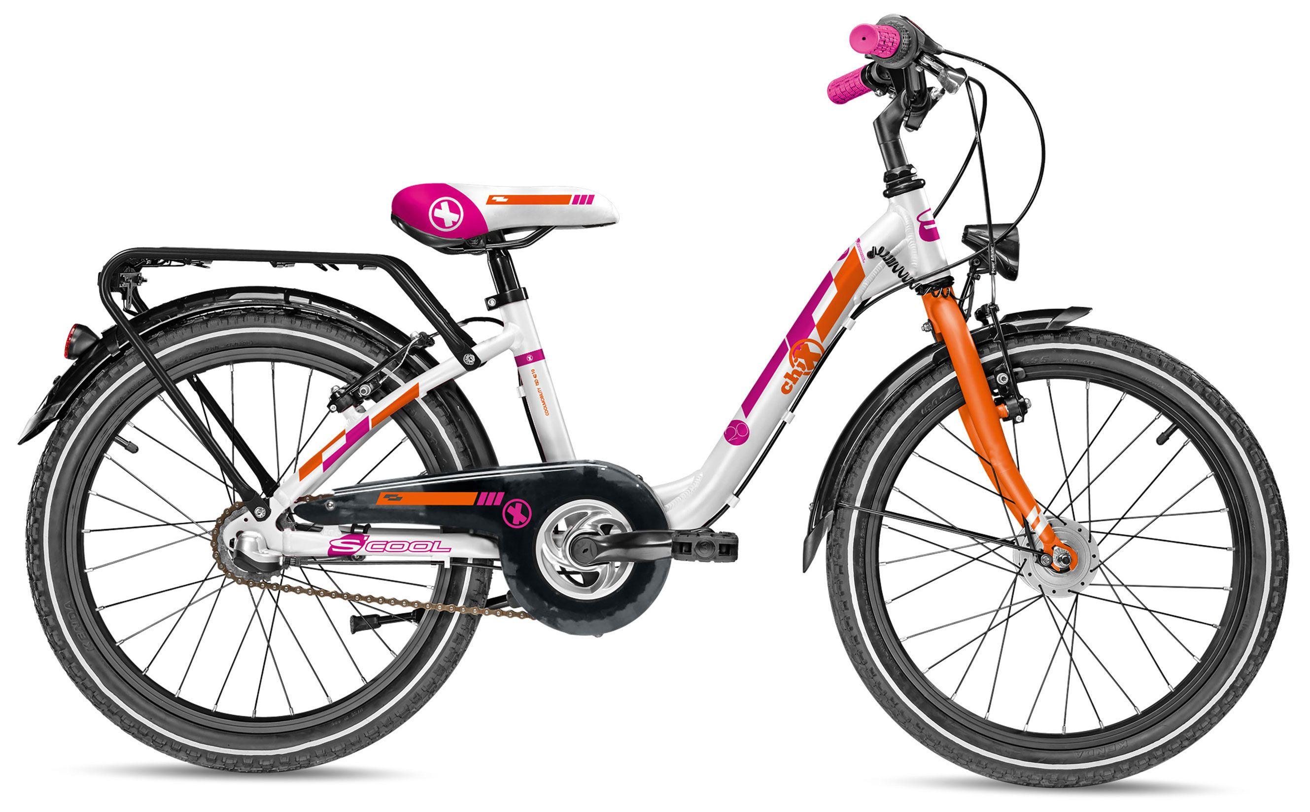 Велосипед Scool chiX comp 20-3 Nexus 2017