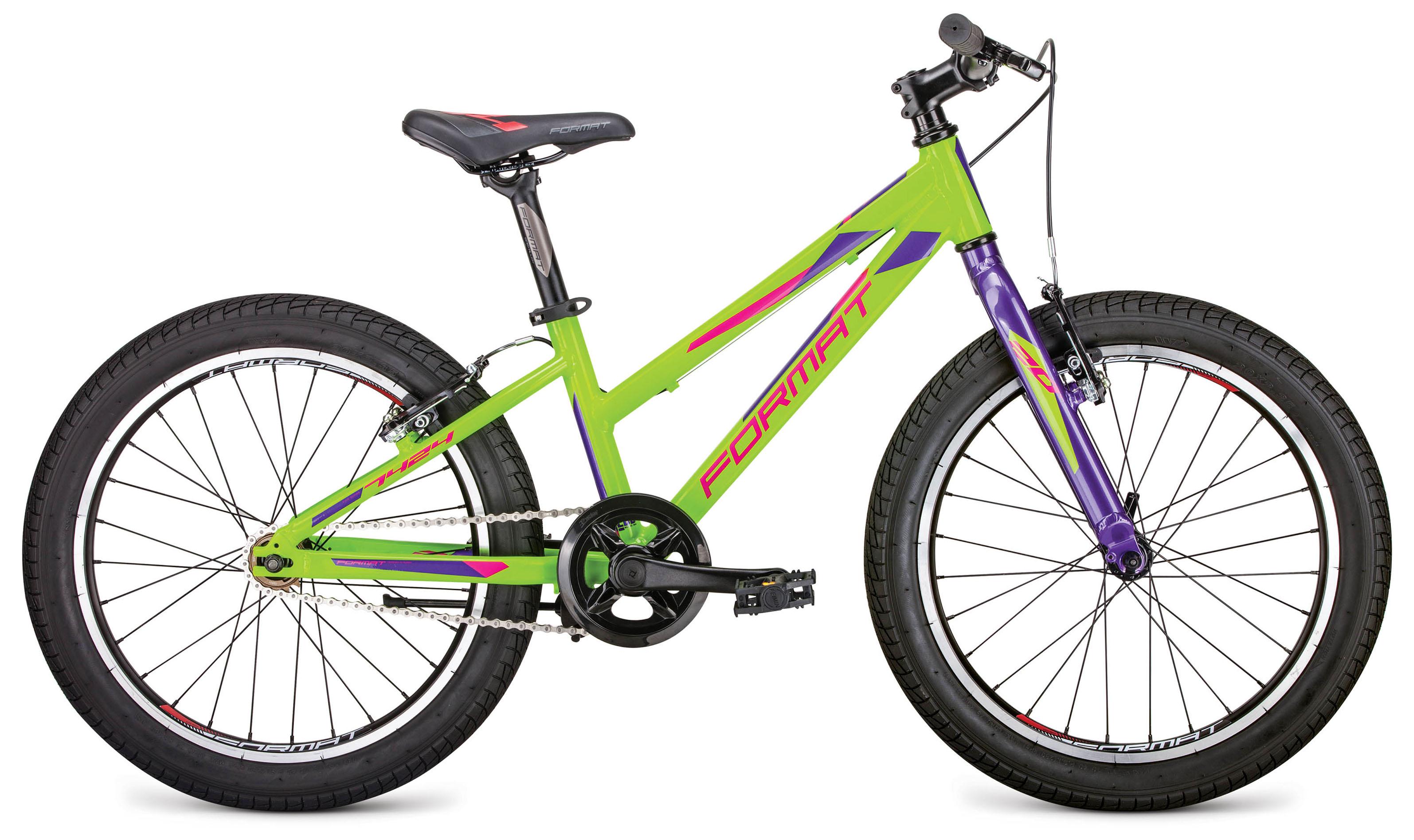все цены на Велосипед Format 7424 2019