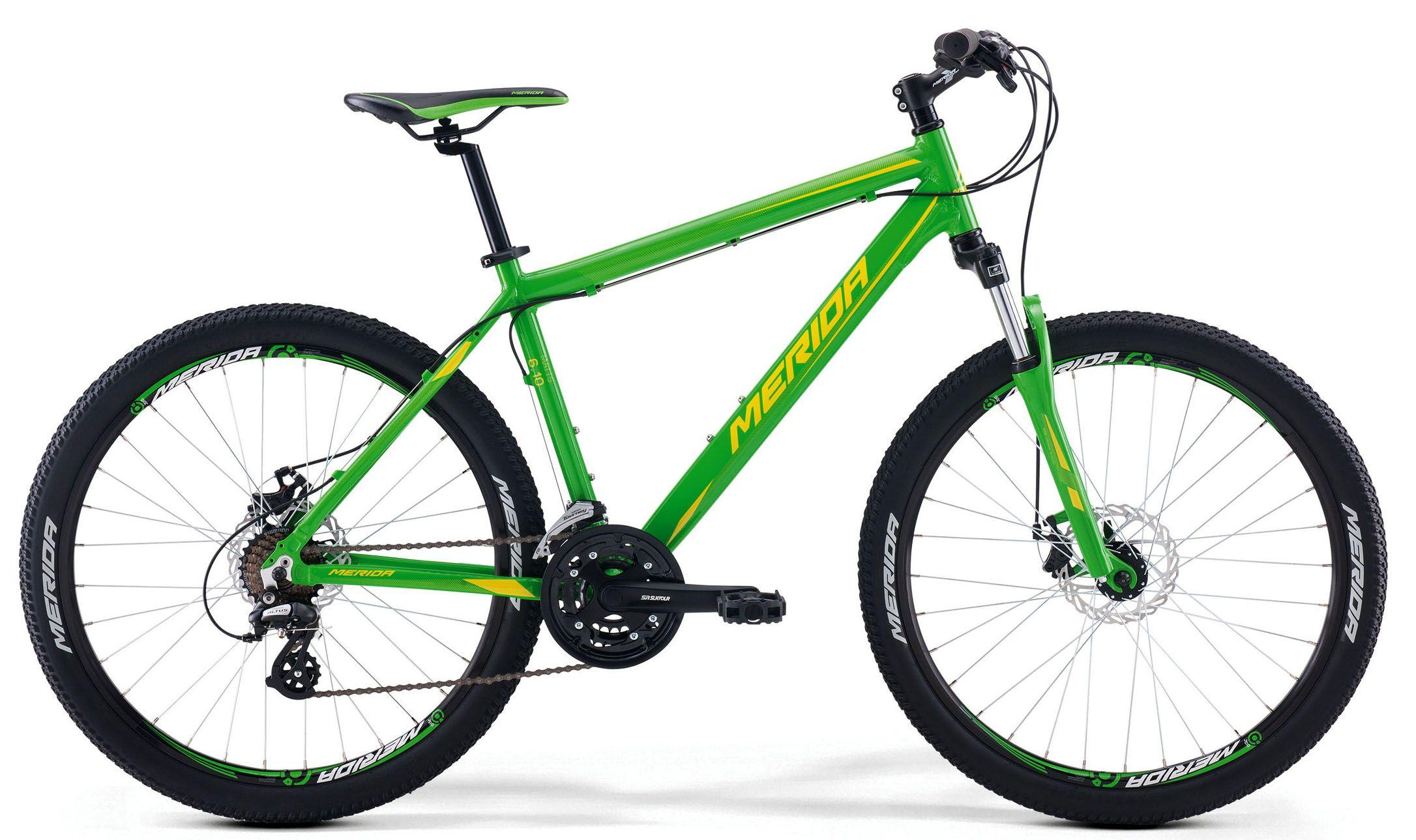 Велосипед Merida Matts 6.10-MD 2017