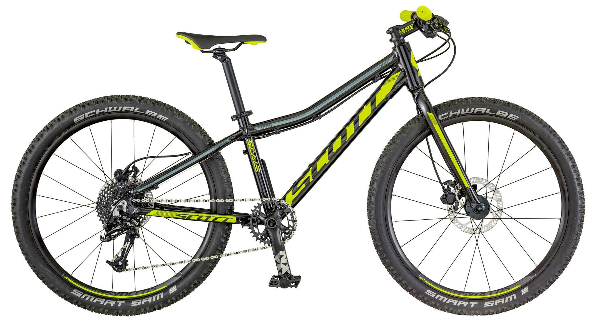 Велосипед Scott Scale JR 24 disc 2018