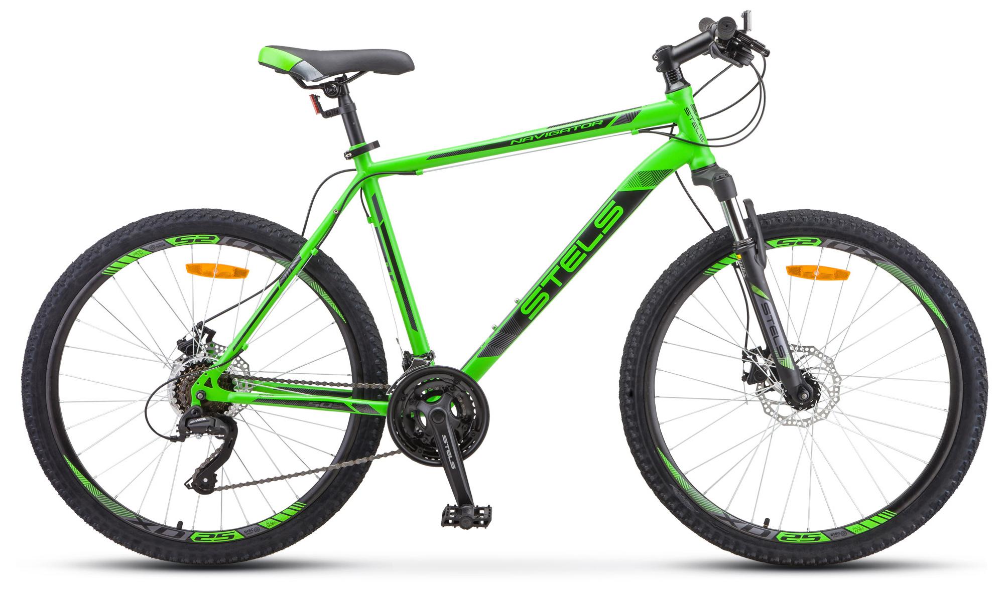 цена на Велосипед Stels Navigator 505 MD 26 (V010) 2019