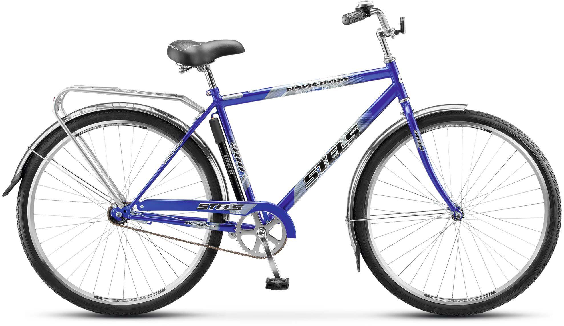 купить Велосипед Stels Navigator 300 Gent 2017 недорого