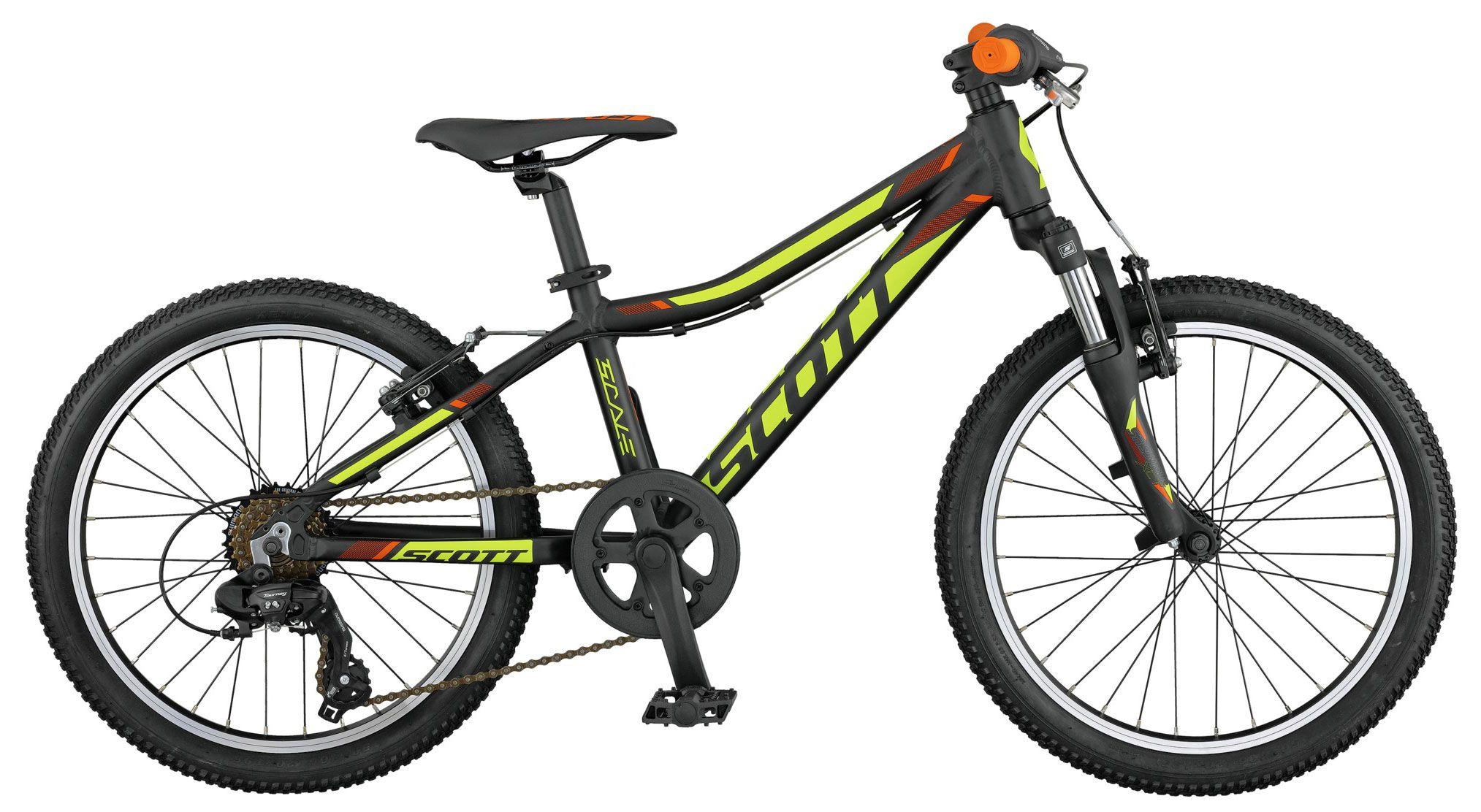 Велосипед Scott Scale JR 20 2017