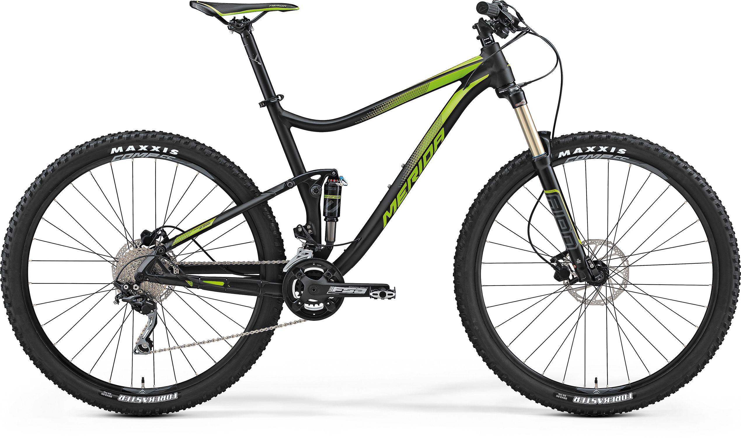 Велосипед Merida One-Twenty 9.500 2017,  Двухподвесы  - артикул:274474