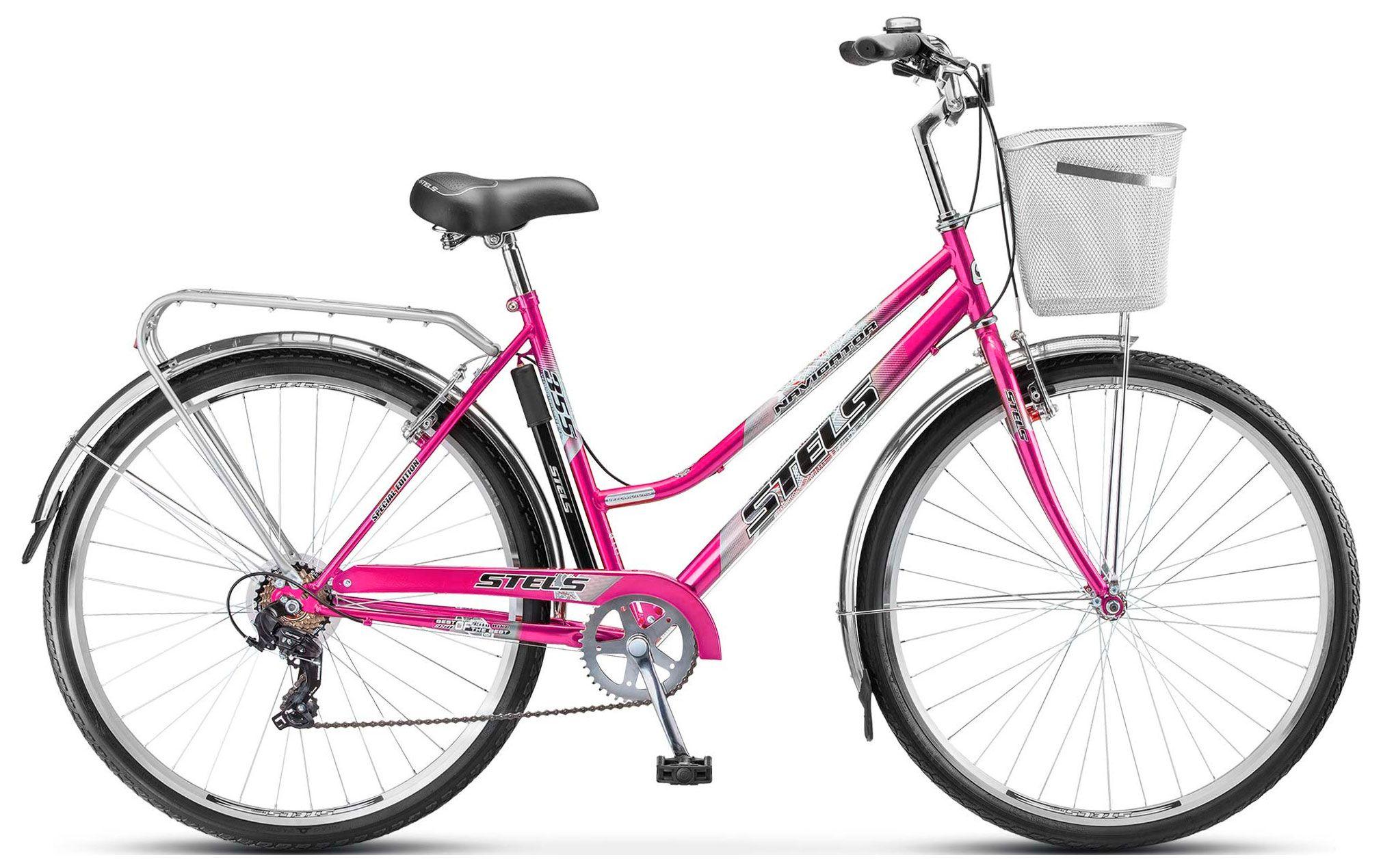 Велосипед Stels Navigator 355 Lady 28 (Z010) 2018