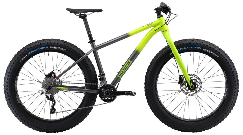 Велосипед Silverback Scoop Fatty 2019 цена