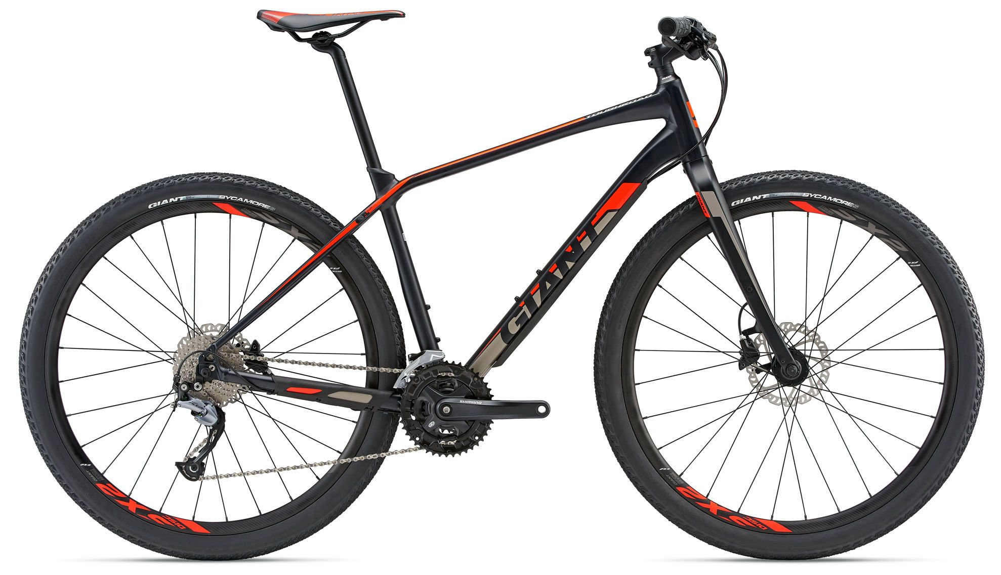 Велосипед Giant ToughRoad SLR 2 2018 велосипед giant toughroad slr 1 2018