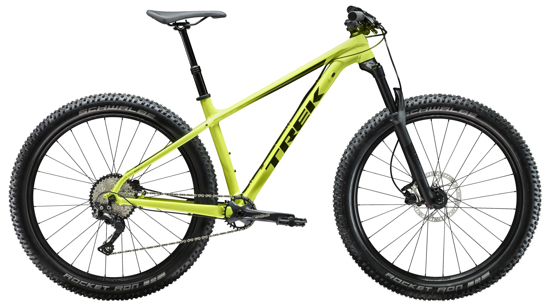Велосипед Trek Roscoe 7 27.5 2019 trek 7 6 fx 2014