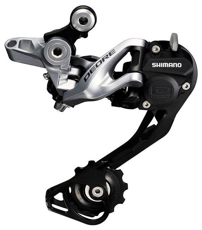 Запчасть Shimano Deore M615, GS, 10 ск.,  переключение  - артикул:285128