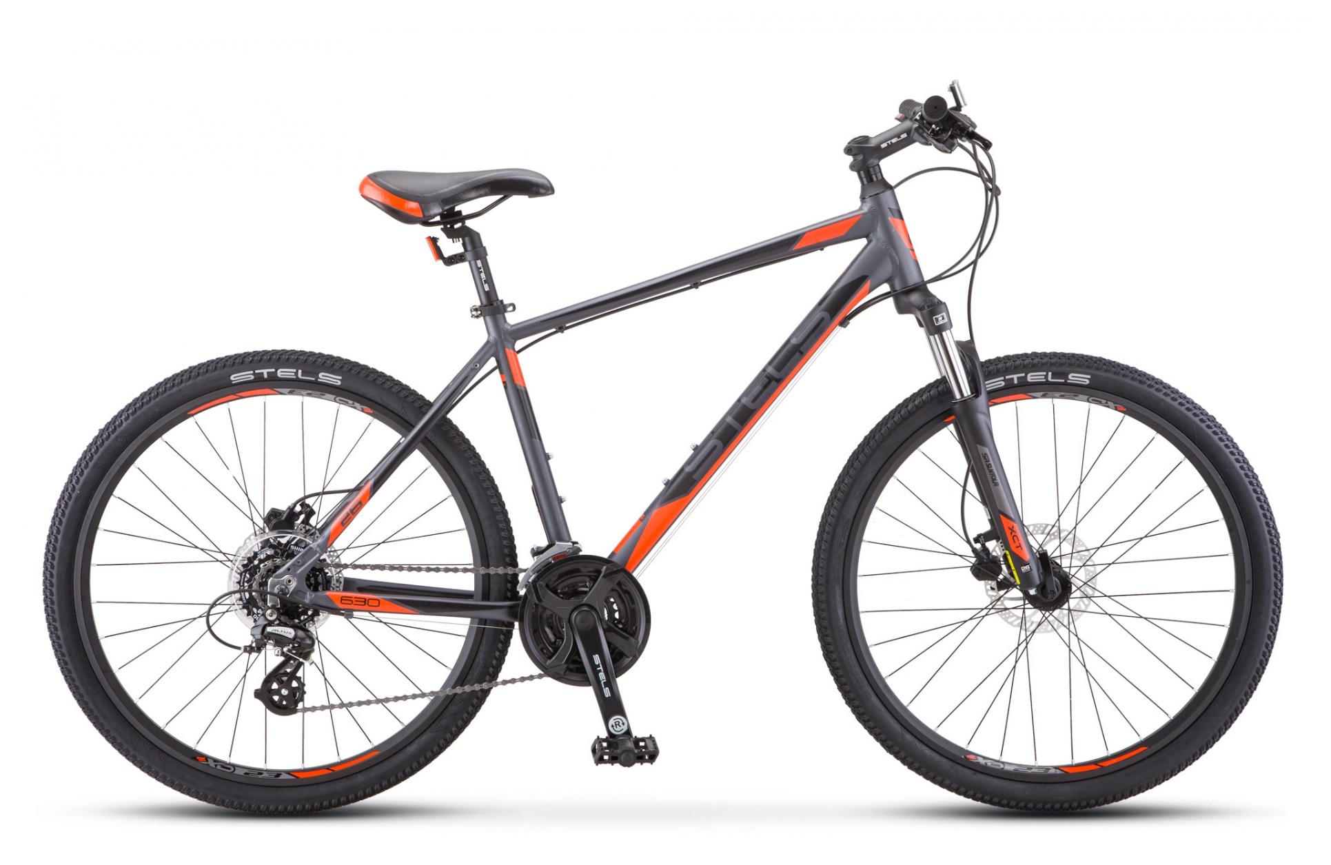 Велосипед Stels Navigator 630 D 26 (V010) 2019
