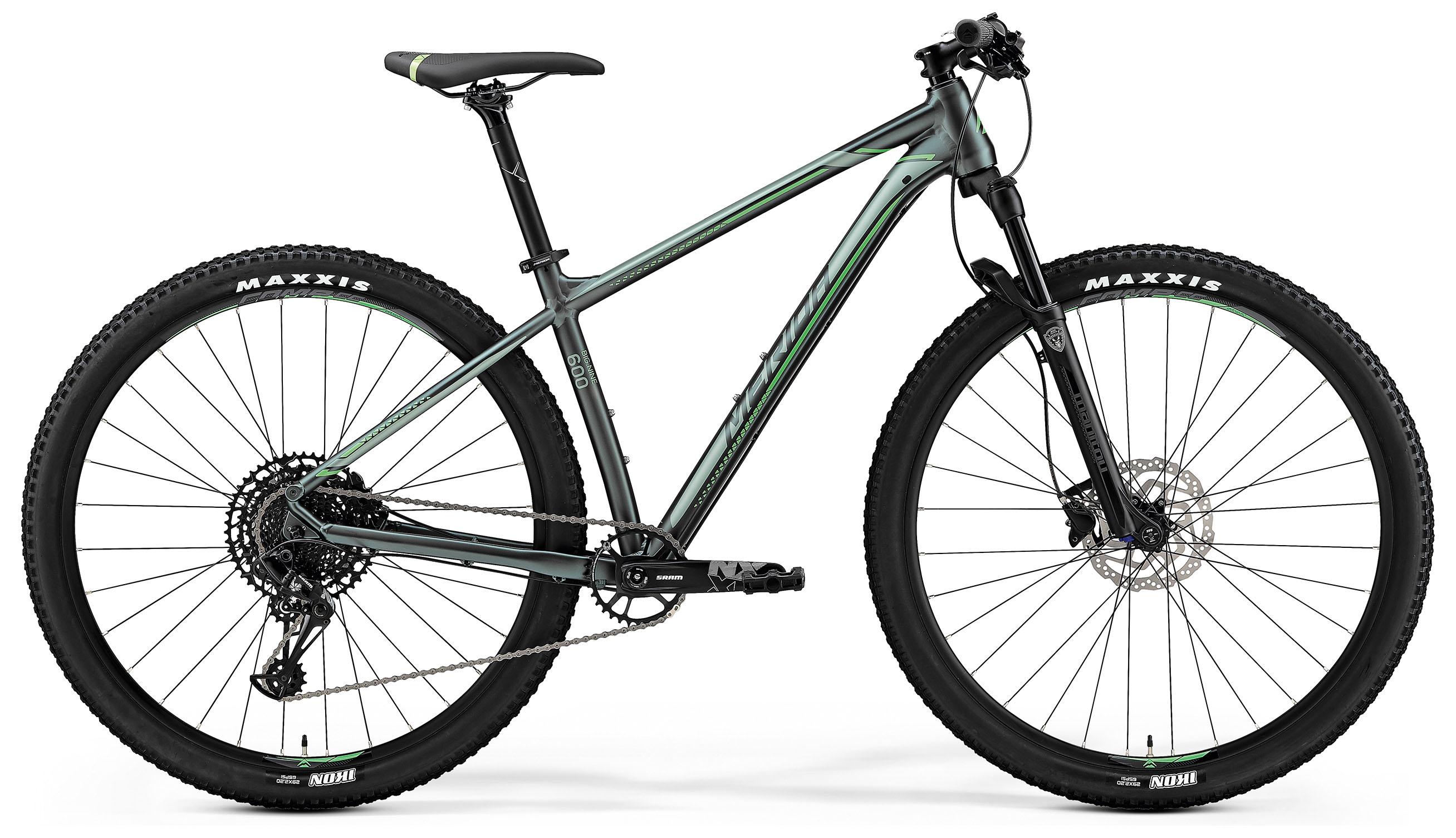 Велосипед Merida Big.Nine 600 2019 запчасть merida big trail 600 frm 93036