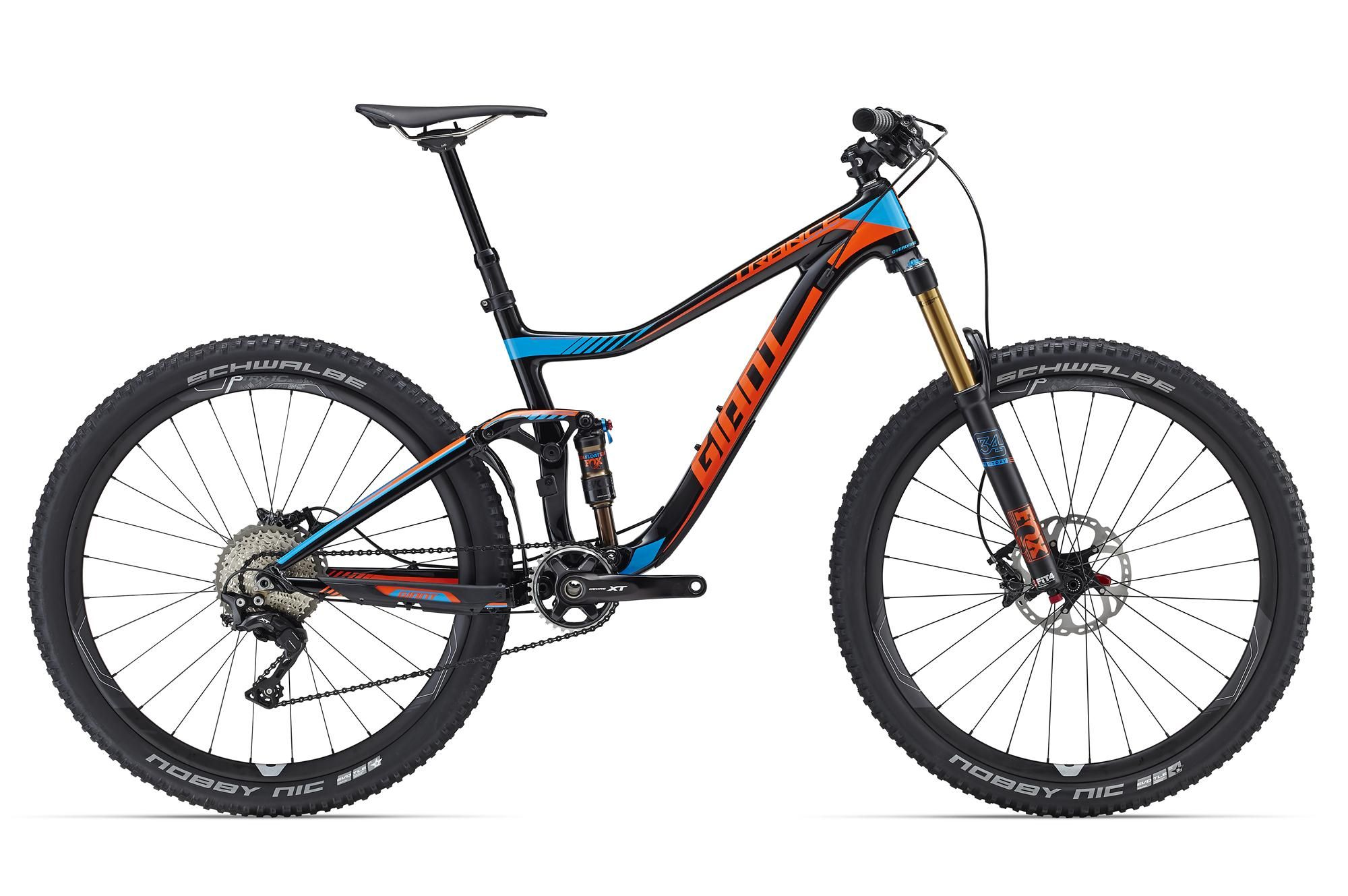 Велосипед Giant Trance Advanced 27.5 1 2016 велосипед giant trinity advanced pro 0 2016