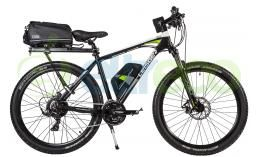 Городской электровелосипед  Eltreco  Leisger MD5 Basic Black Lux  2016
