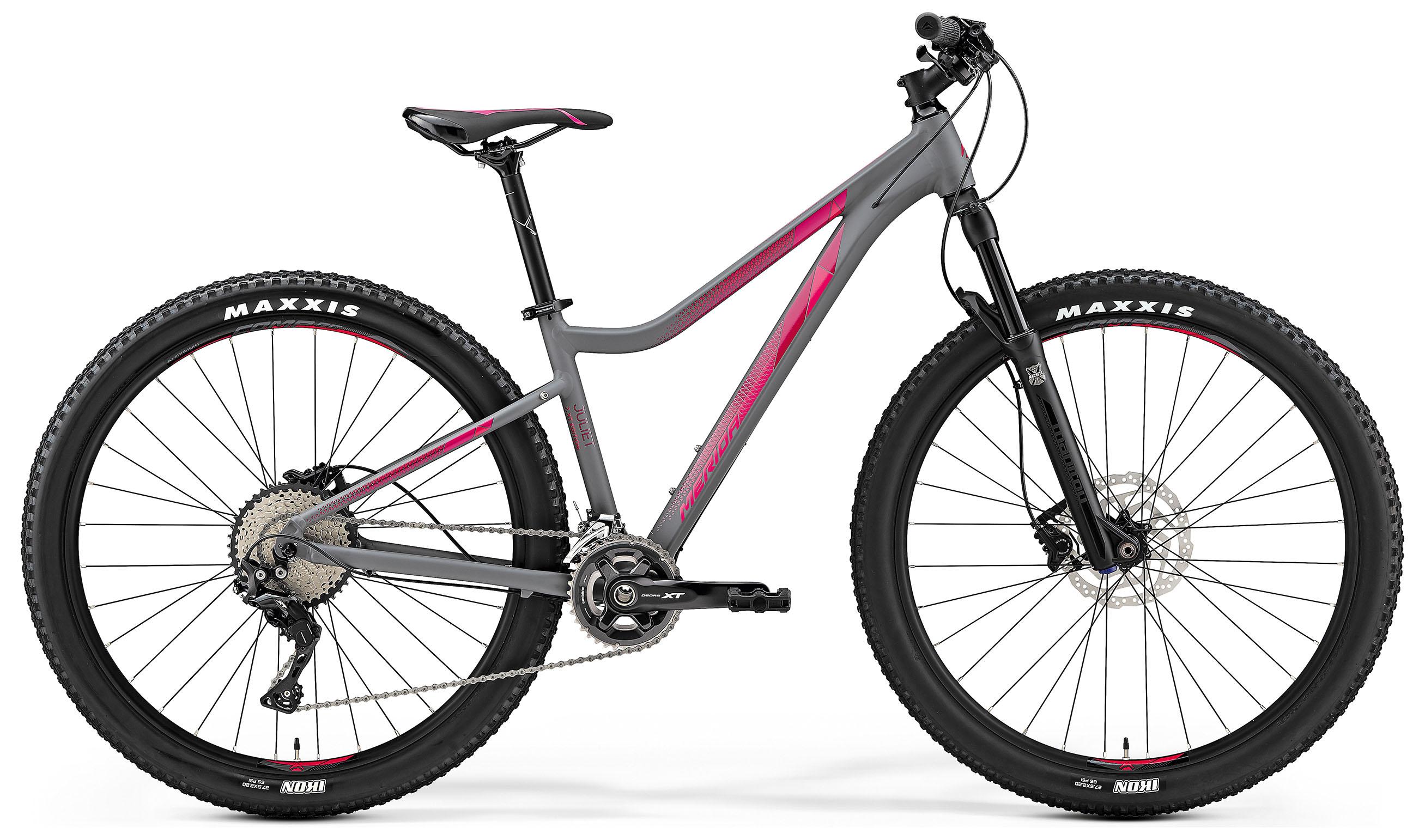 Велосипед Merida Juliet 7.XT Edition 2019 велосипед merida big ninety nine cf xt edition 2014