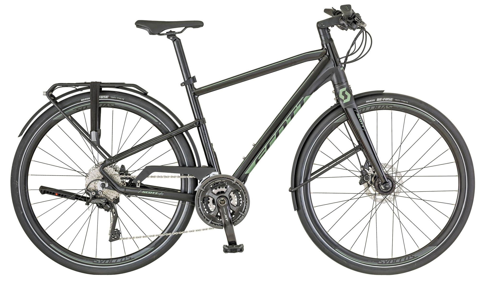 Велосипед Scott Silence 10 Men 2018 велосипед scott genius lt 710 plus 2016
