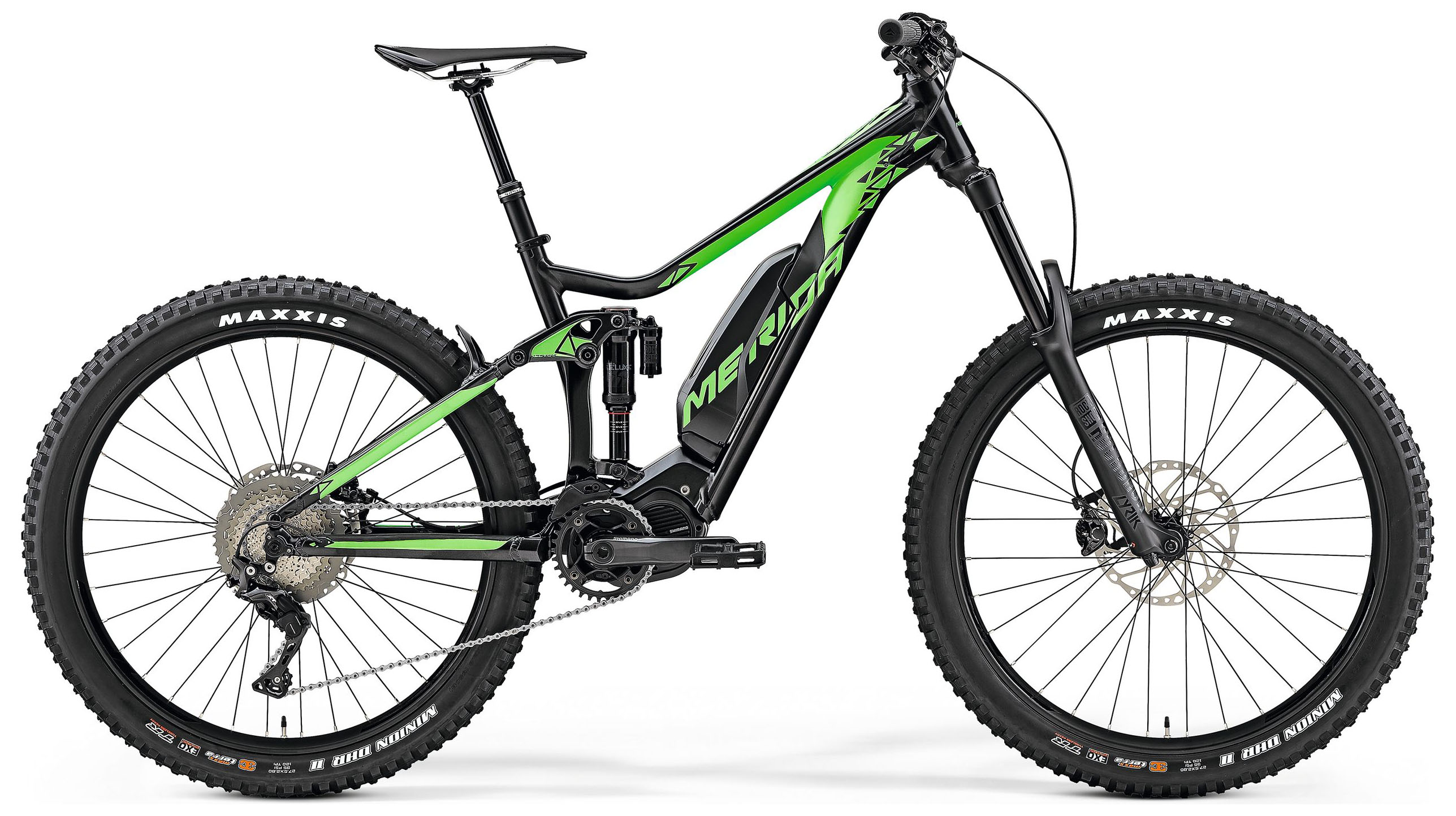 Велосипед Merida eOne-Sixty 900 2019