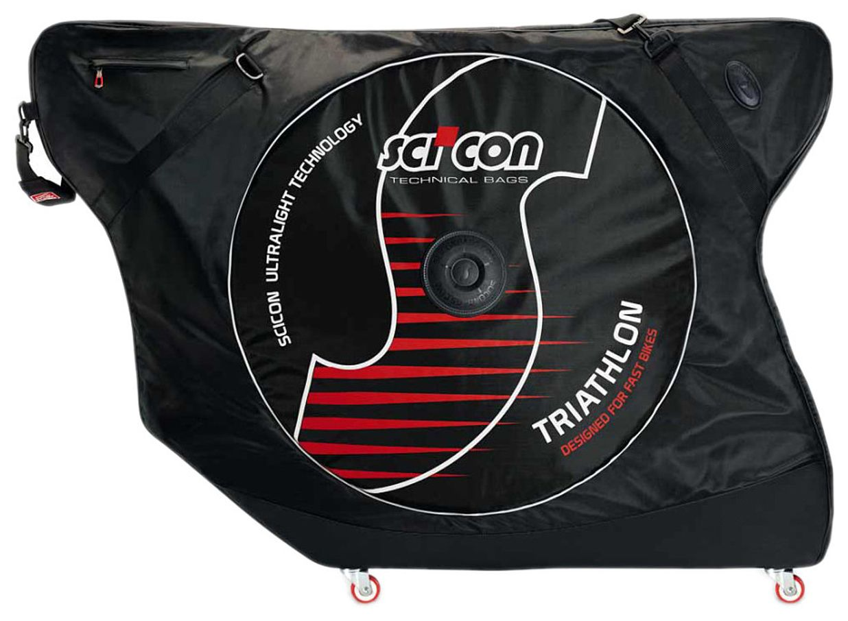 Аксессуар Scicon AeroComfort Triathlon with external lateral shields  131*45*90 cm,  велочехлы  - артикул:280835