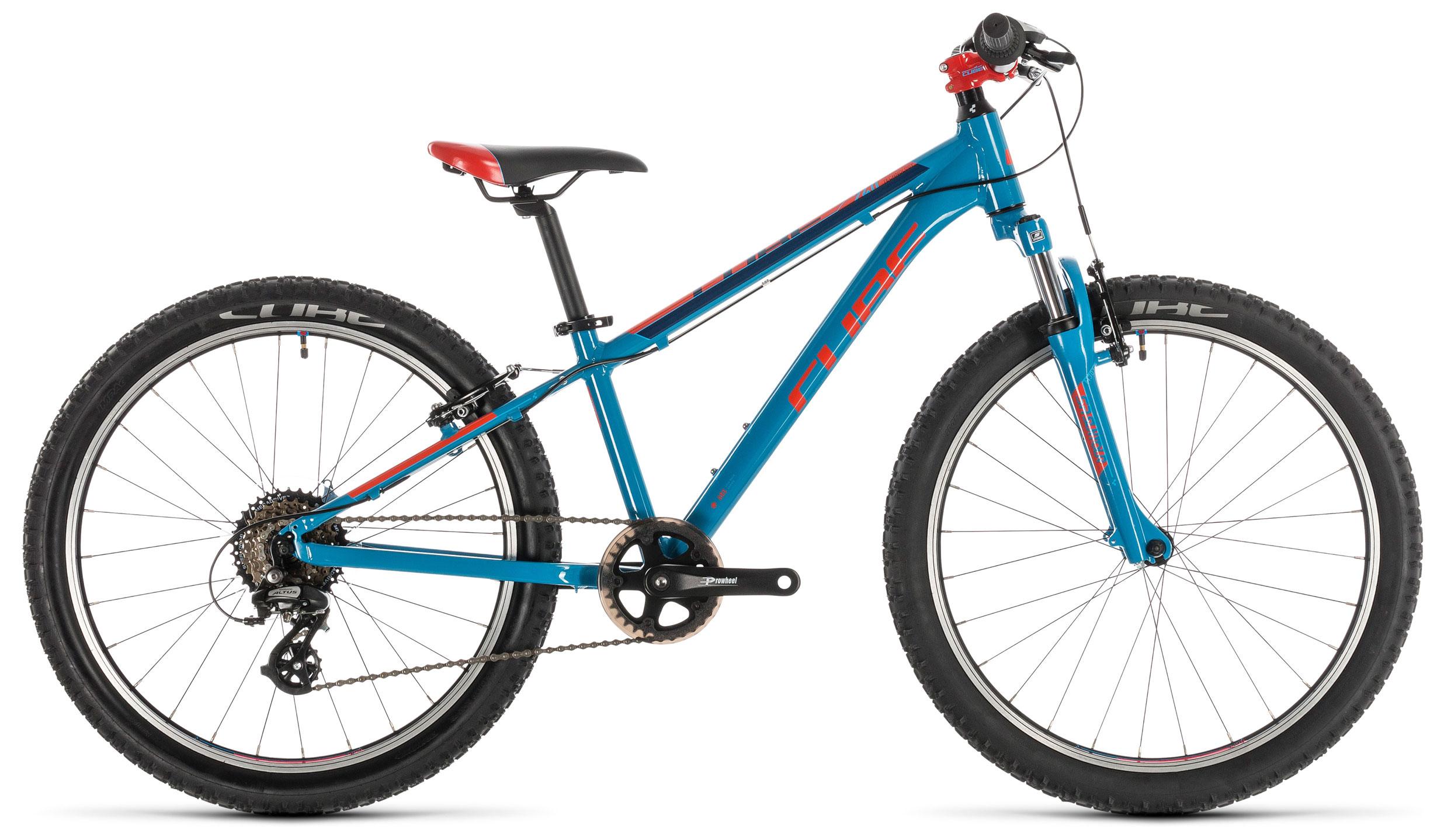 Велосипед Cube Acid 240 2019 велосипед cube nature sl 2018