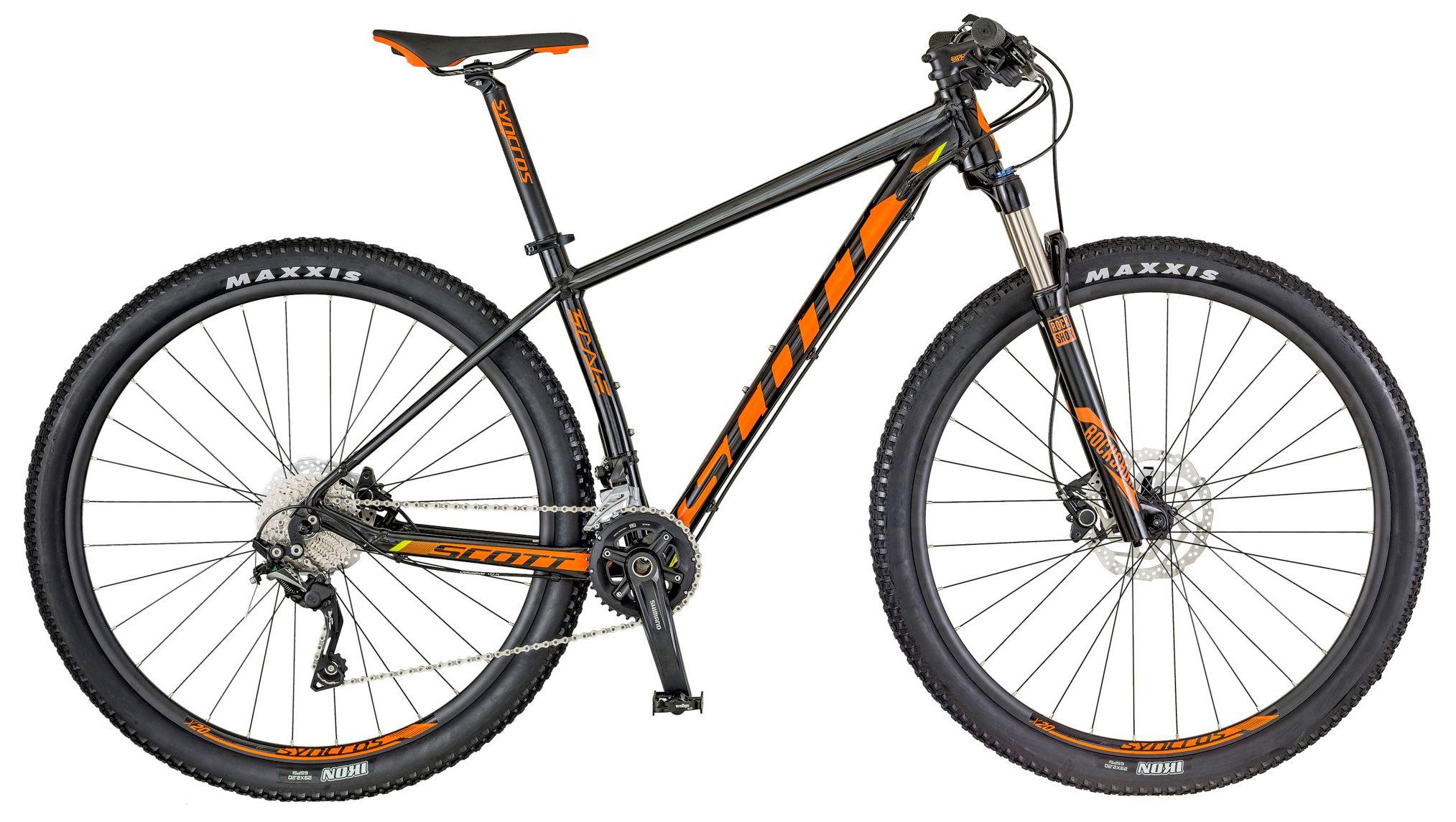 Велосипед Scott Scale 970 2018 scott scale 740 2016