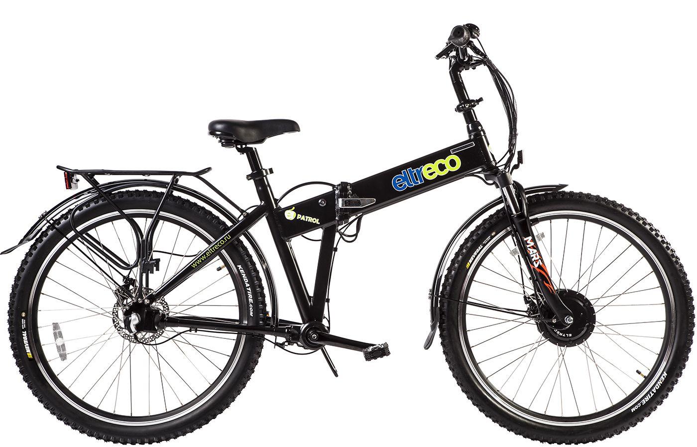 Велосипед Eltreco Patrol Кардан 28 Disk 2016,  Электро  - артикул:267901