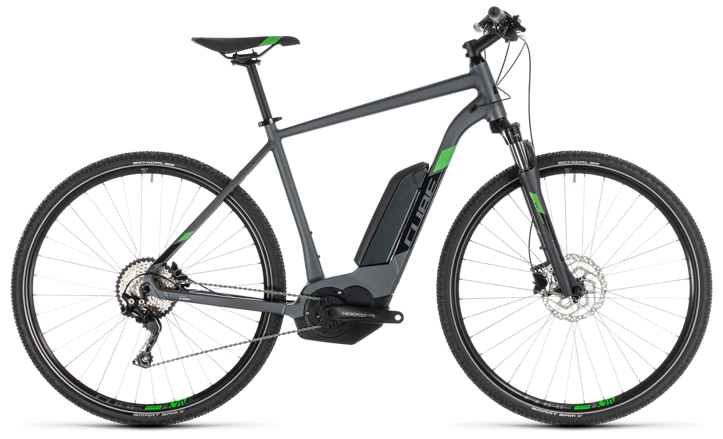 Велосипед Cube Cross Hybrid Pro 400 2019 велосипед cube travel hybrid one rt 400 2017