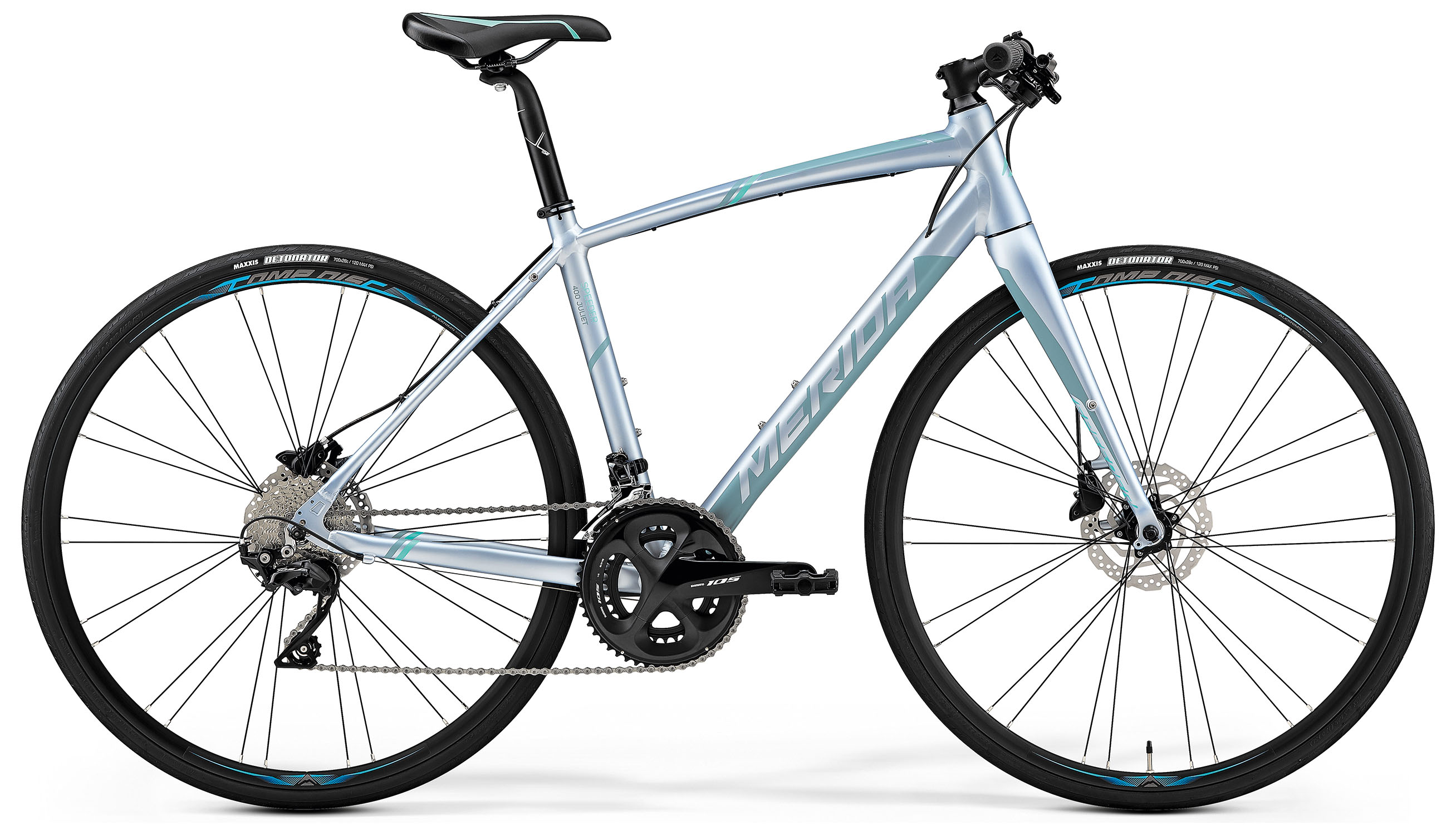 Велосипед Merida Speeder 400-Juliet 2019