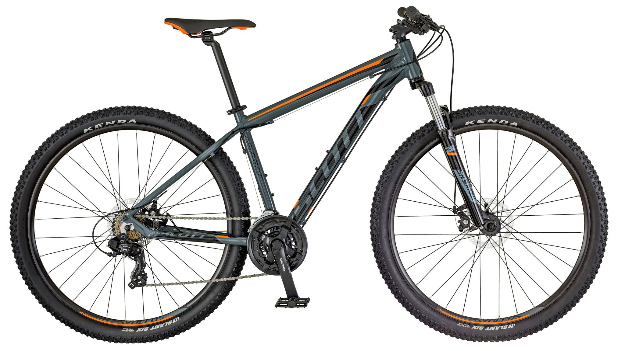 Велосипед Scott Aspect 970 2018