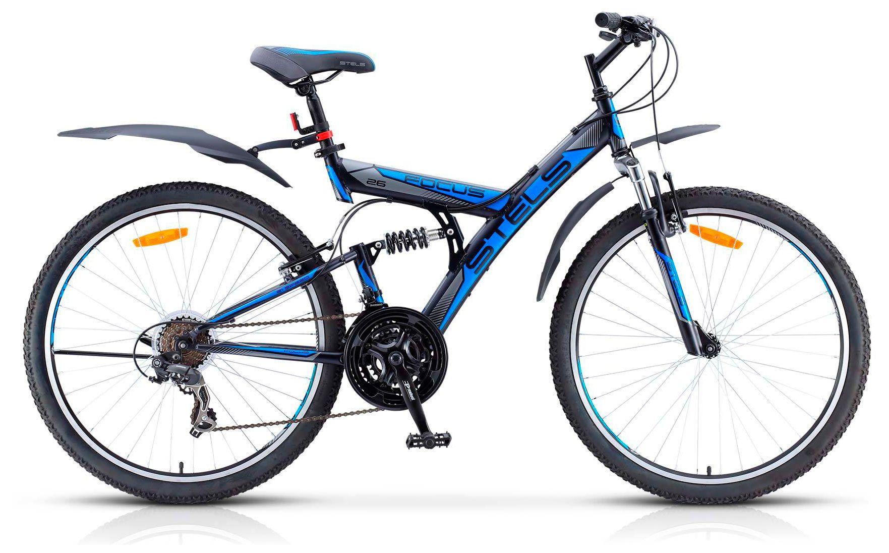 Велосипед Stels Focus V 21-sp (V030) 2017 stels focus v 21 sp 2015