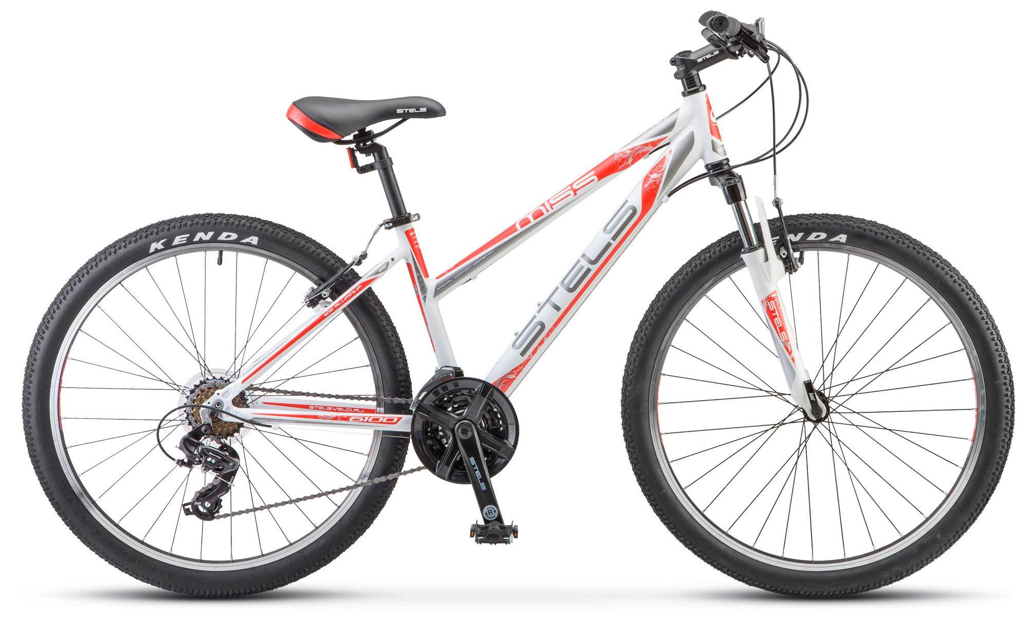 Велосипед Stels Miss-6100 V 26 (V030) 2017 велосипед stels miss 6100 2013