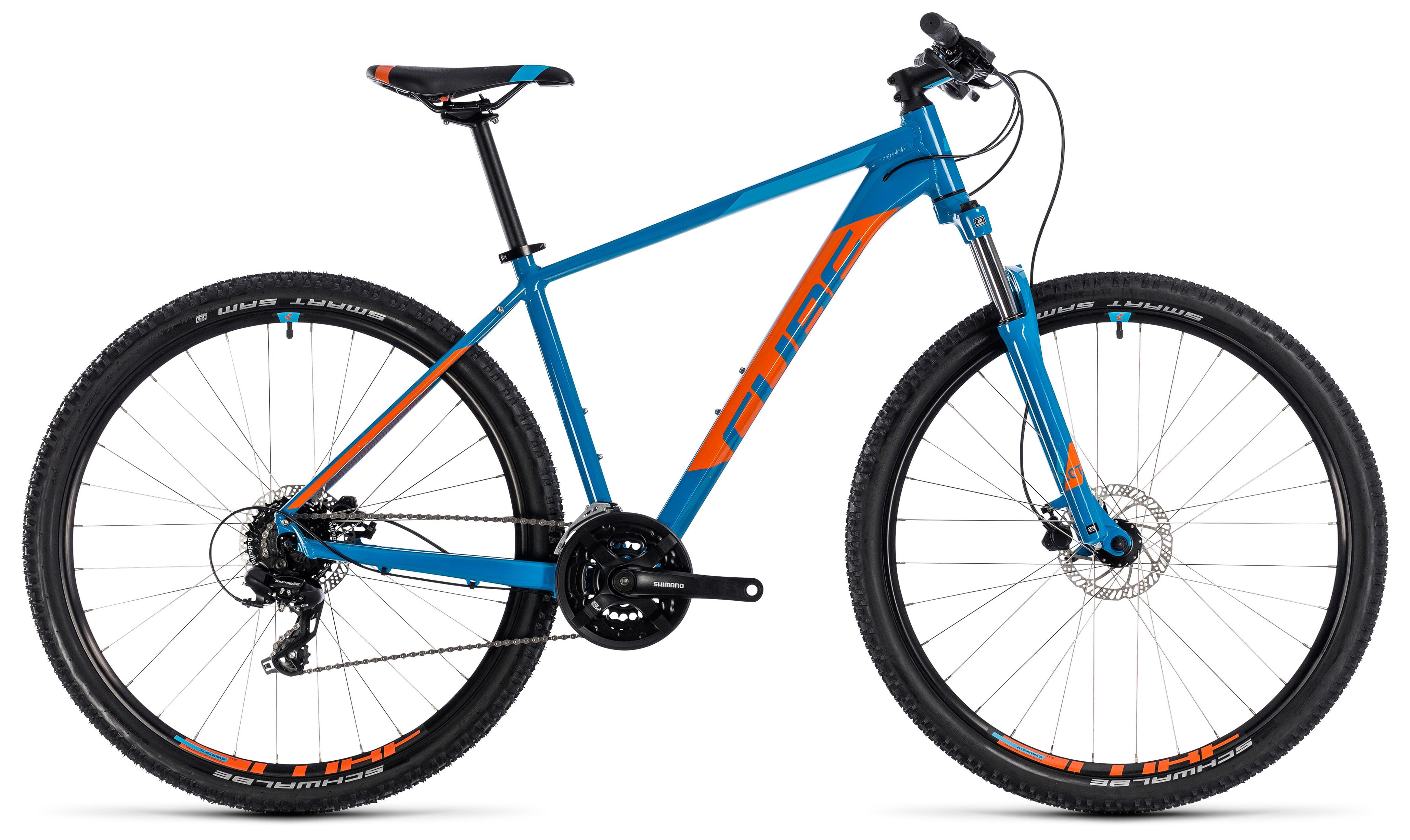 Велосипед Cube AIM Pro SE 29 2018 велосипед cube analog 29 2015