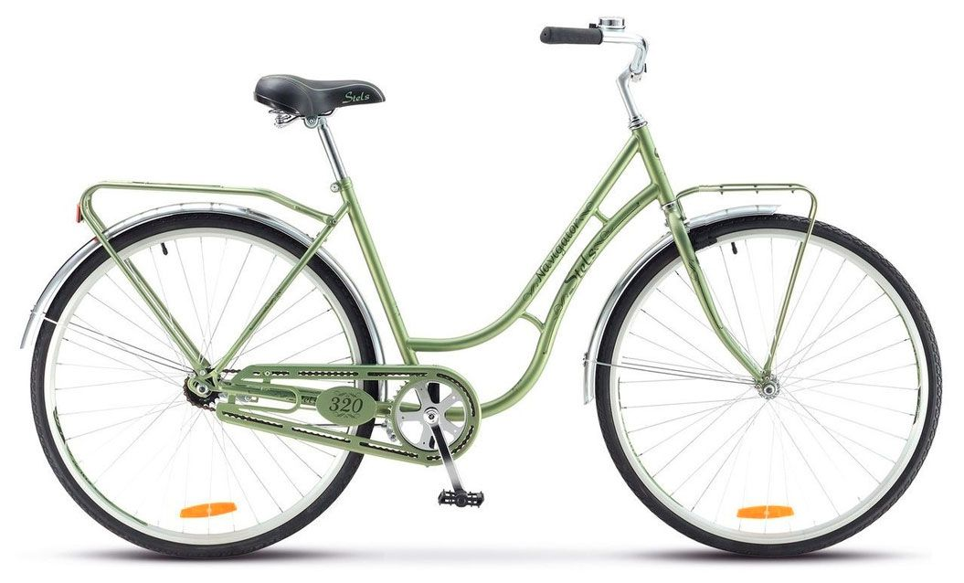 Велосипед Stels Navigator 320 28 (V020) 2018 велосипед stels challenger v 2016
