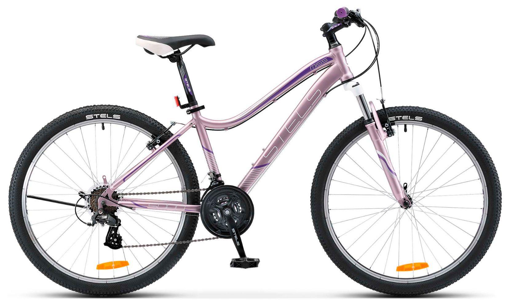 Велосипед Stels Miss 5000 V 26 (V030) 2018,  Горные  - артикул:293443