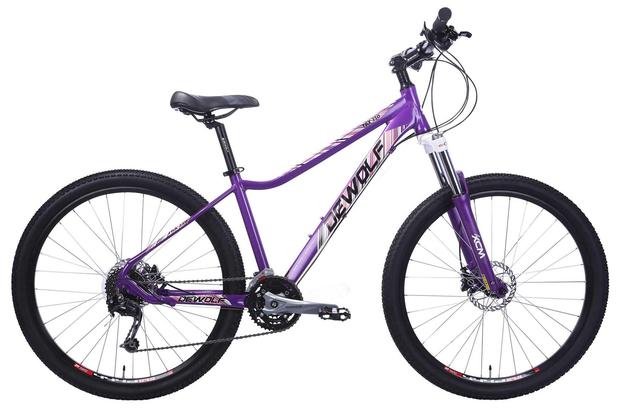 купить Велосипед Dewolf TRX 350 2018 по цене 49900 рублей