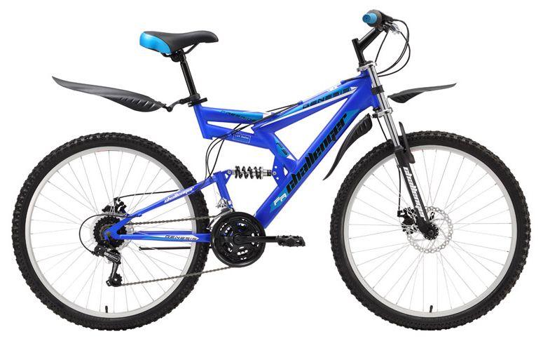 Велосипед Challanger Genesis Lux 2016