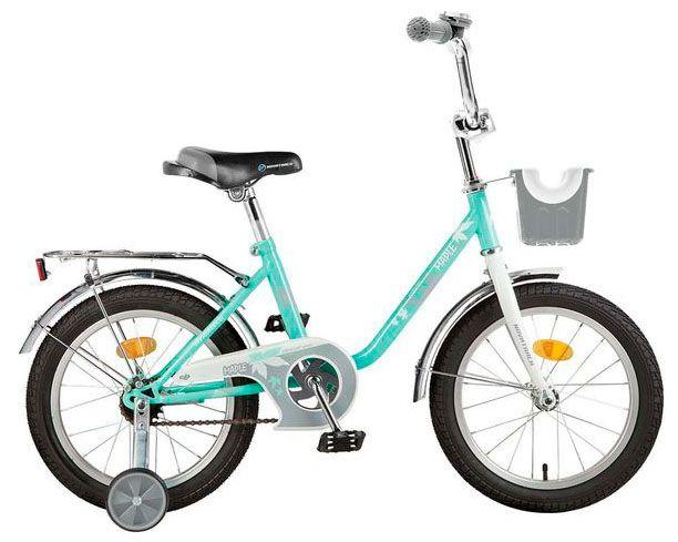 Велосипед Novatrack Maple 16 2017 novatrack novatrack детский велосипед 16 maple зеленый
