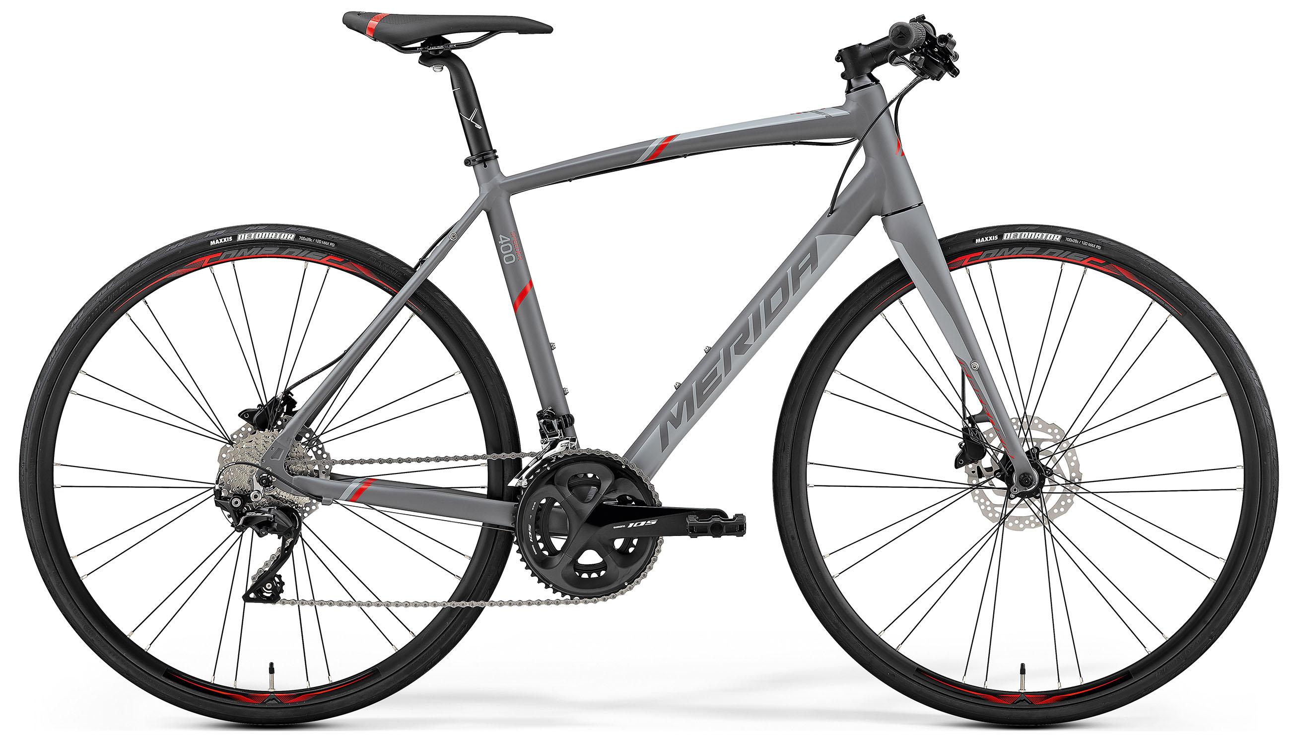 Велосипед Merida Speeder 400 2019