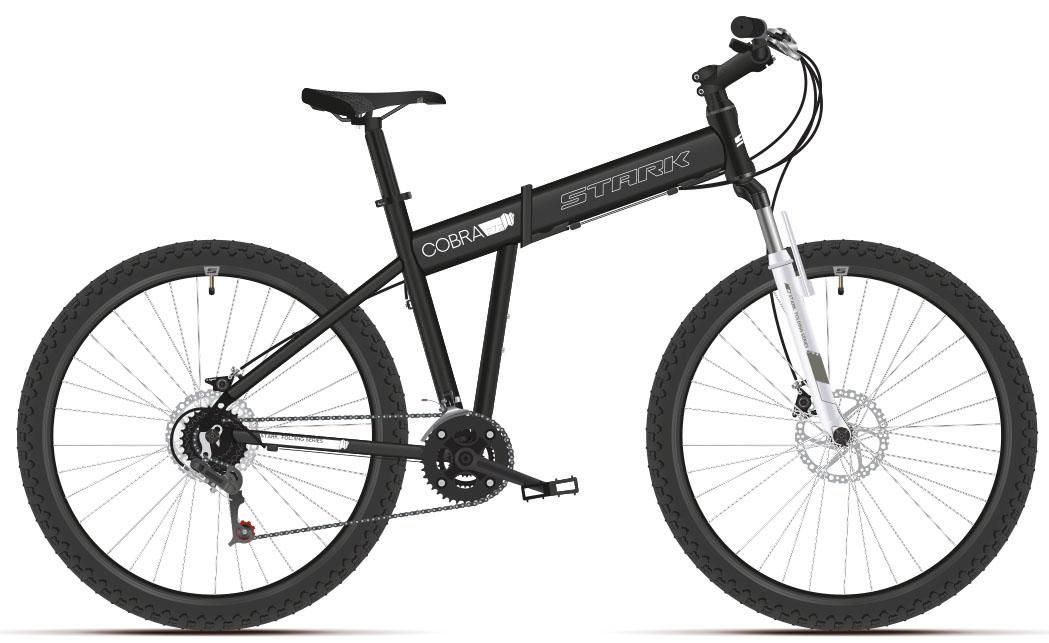 Велосипед Stark Cobra 27.2 D 2019 велосипед stark luna 26 1 d 2017 бело синий 18