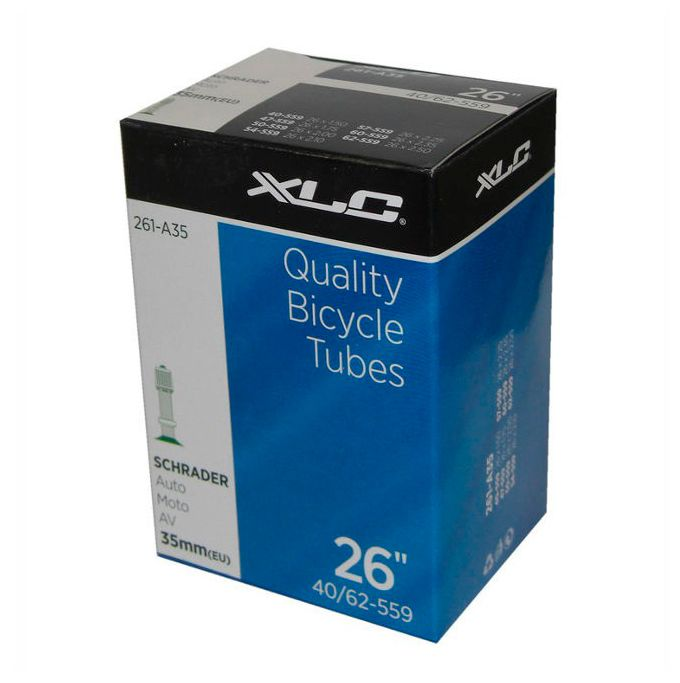 Товар XLC Bicycle tubes 26_1,0/1,5 AV 35 мм