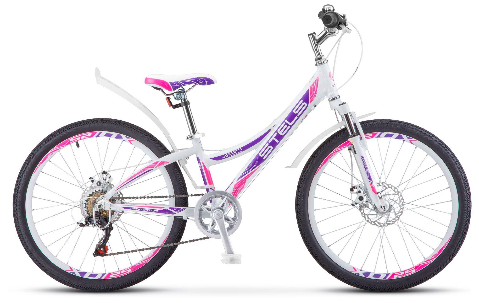 Велосипед Stels Navigator-430 MD 24 (V010) 2017 stk413 430