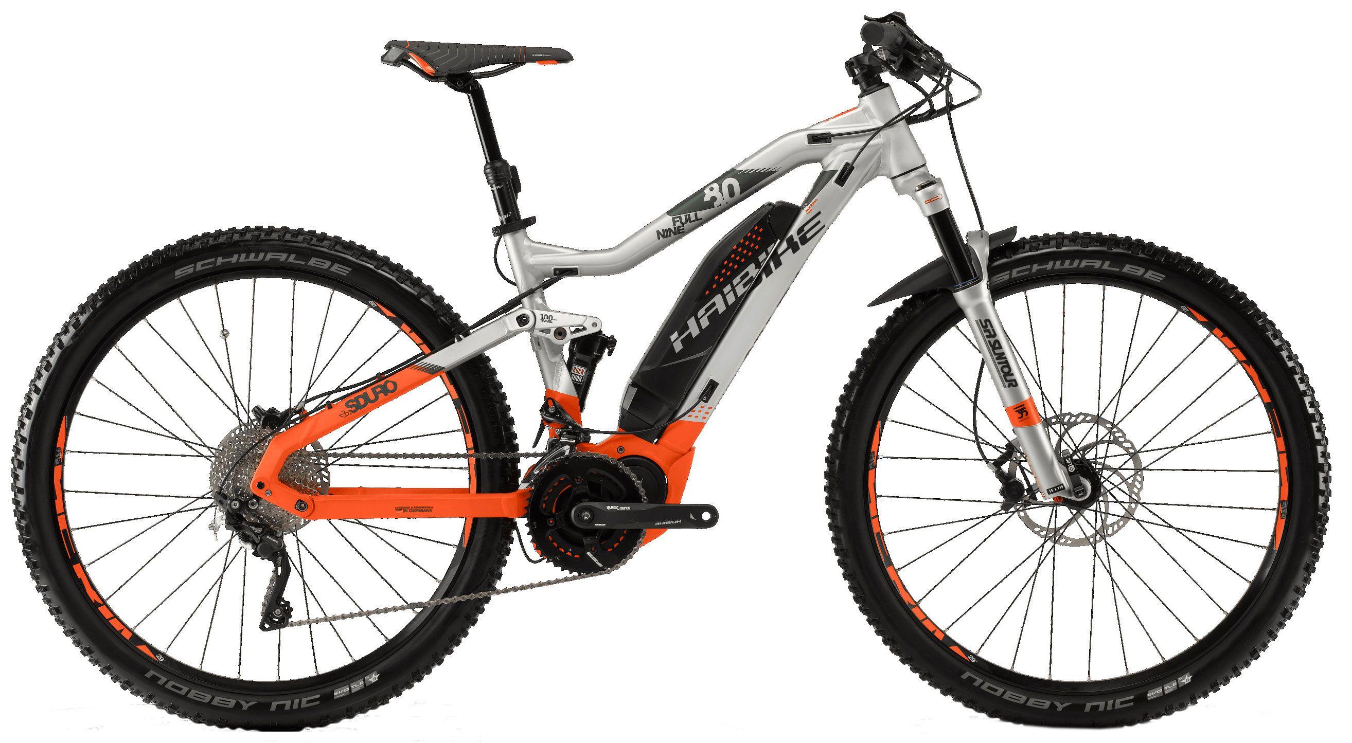 Велосипед Haibike SDURO FullNine 8.0 500Wh 2018,  Электро  - артикул:285095