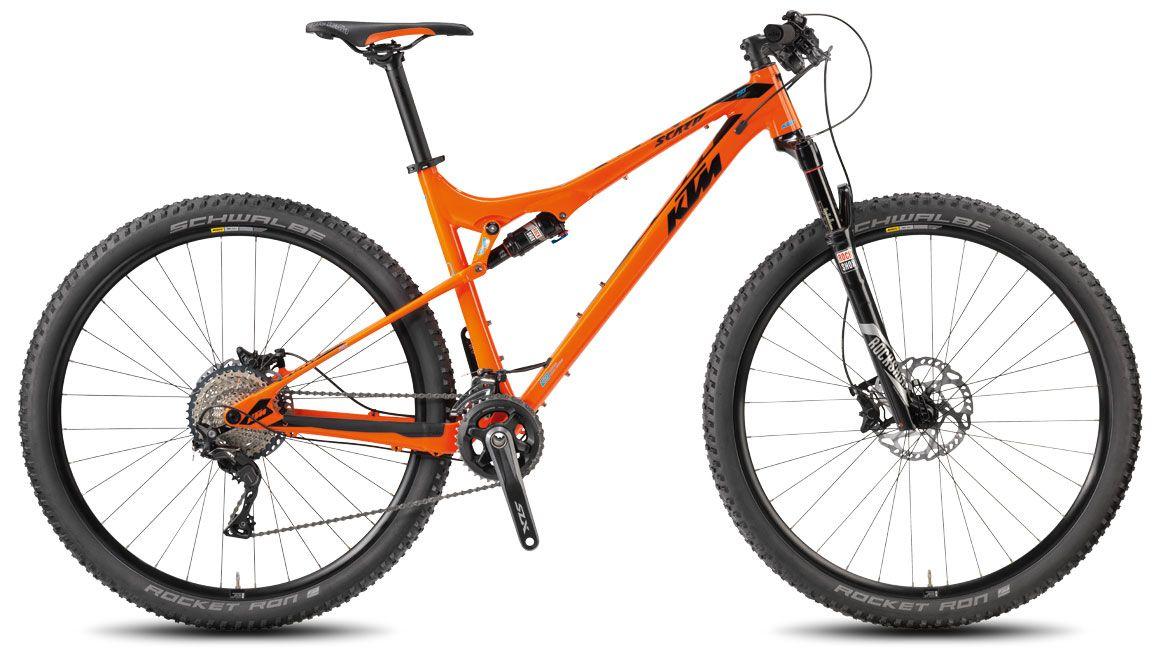 Велосипед KTM Scarp 293 2F LTD 2018 велосипед ktm canic cxa 2018
