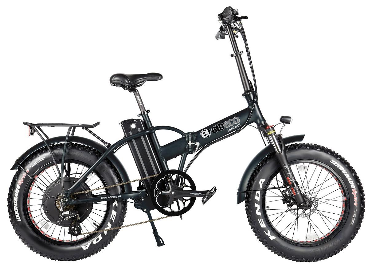 Велосипед Eltreco Multiwatt 2019